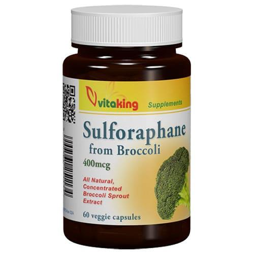 VitaKing Brokkoli kivonat - 60db kapszula