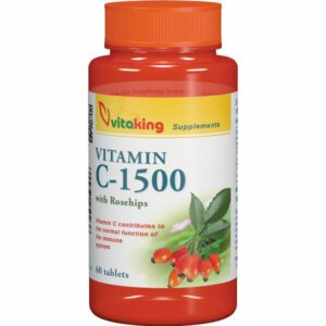 VitaKing C-vitamin 1500mg - 60db tabletta