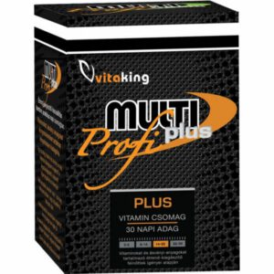 Vitaking Multi Plus Profi - 30db vitamincsomag