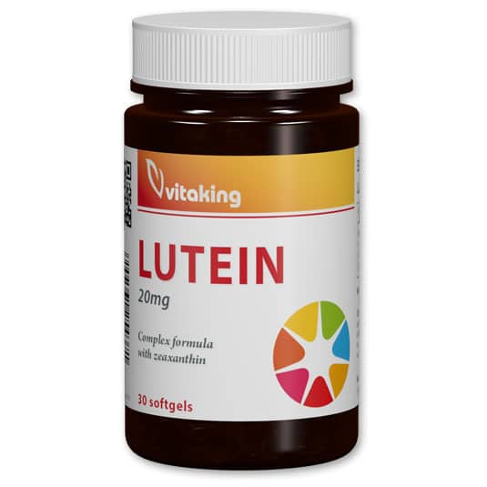 Vitaking Lutein 20mg kapszula - 30db