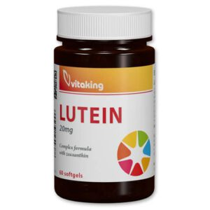 Vitaking Lutein 20mg kapszula - 60db